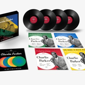 Universal Records is celebrating jazz giant Charlie Parker's birthday with a deluxe box set | News | LIVING LIFE FEARLESS