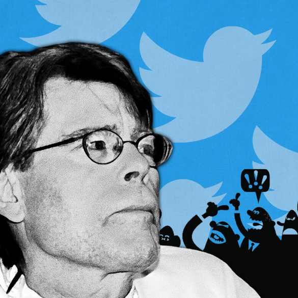 Why the Reaction to Stephen King's Tweet on Oscars Diversity has been Absurd | Opinions | LIVING LIFE FEARLESS