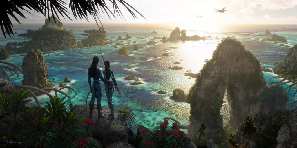 Concept art has finally been revealed of the long-gestating 'Avatar 2' | News | LIVING LIFE FEARLESS