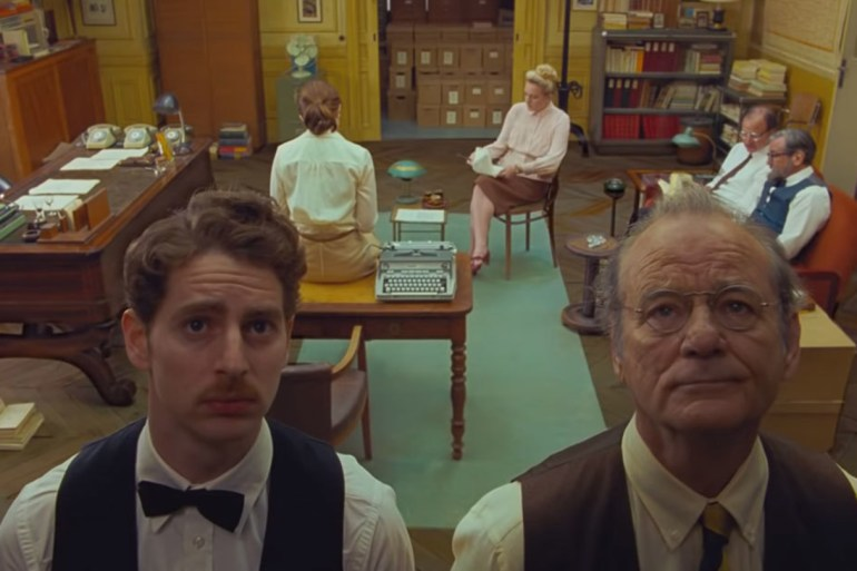 Wes Anderson's love letter to journalism, 'The French Dispatch', gets its first trailer   News   LIVING LIFE FEARLESS