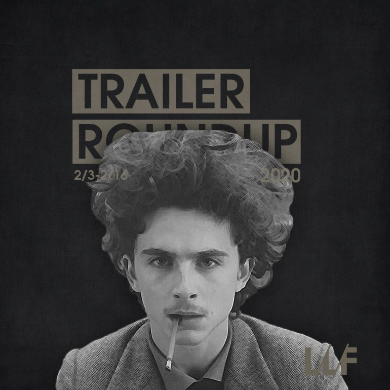 Trailer Roundup 2/3-2/16   News   LIVING LIFE FEARLESS