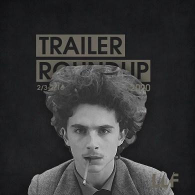 Trailer Roundup 2/3-2/16 | News | LIVING LIFE FEARLESS
