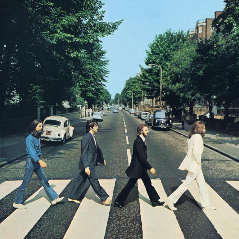 The iconic Abbey Road crossing gets a facelift | News | LIVING LIFE FEARLESS