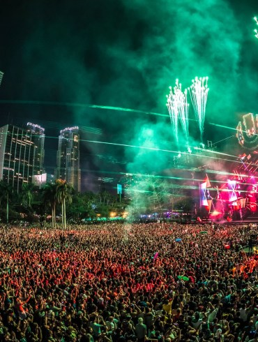 "Ultra Music Festival is airing a ""Virtual Audio Festival"" in this time of social distancing 