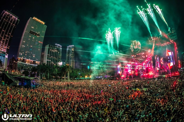 """Ultra Music Festival is airing a """"Virtual Audio Festival"""" in this time of social distancing 