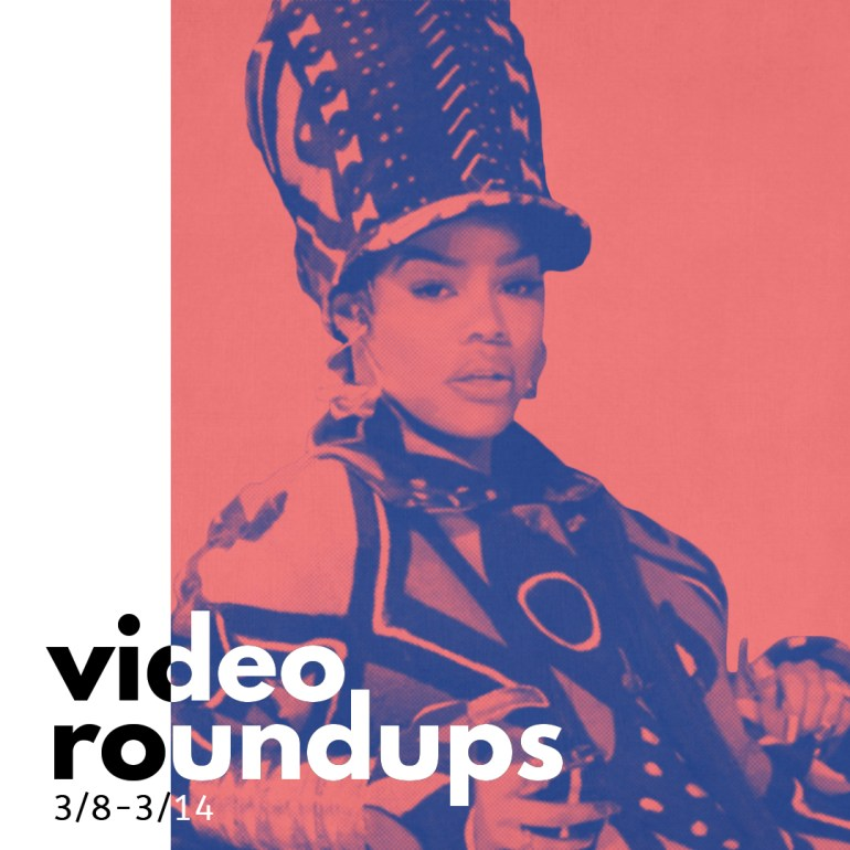 Video Roundup 3/8-3/14   News   LIVING LIFE FEARLESS