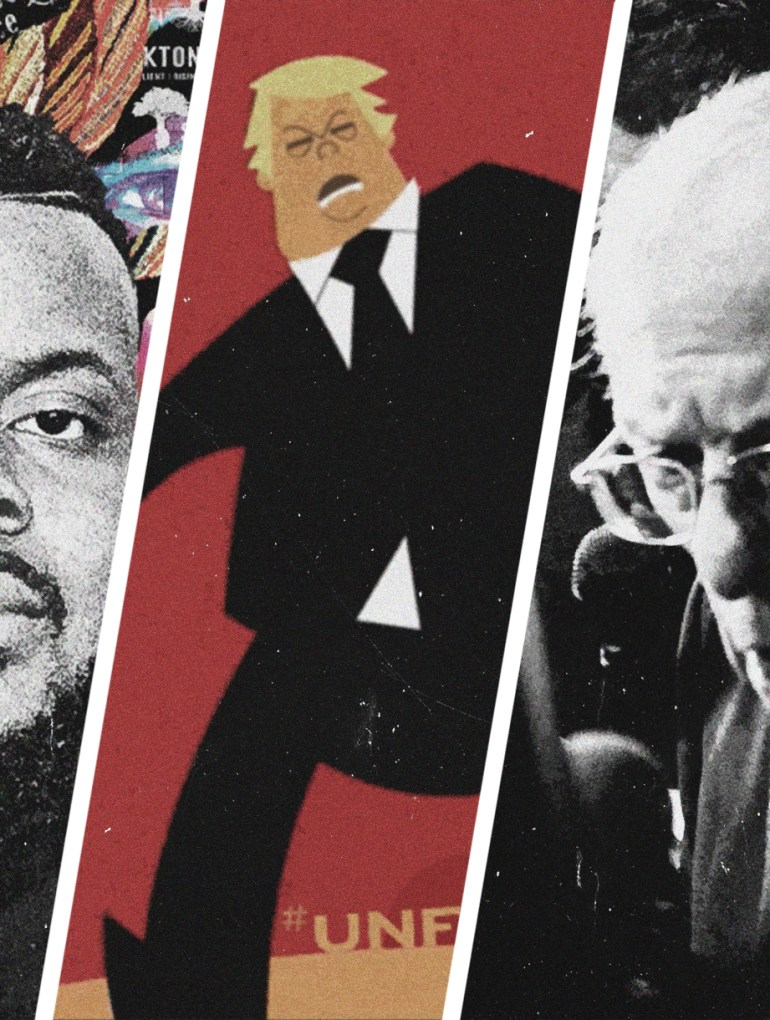 Reviewing Seven Summer Political Documentaries   Features   LIVING LIFE FEARLESS