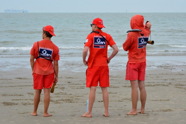 """A TV series about New York's crazy """"lifeguard mafia"""" is heading our ways 