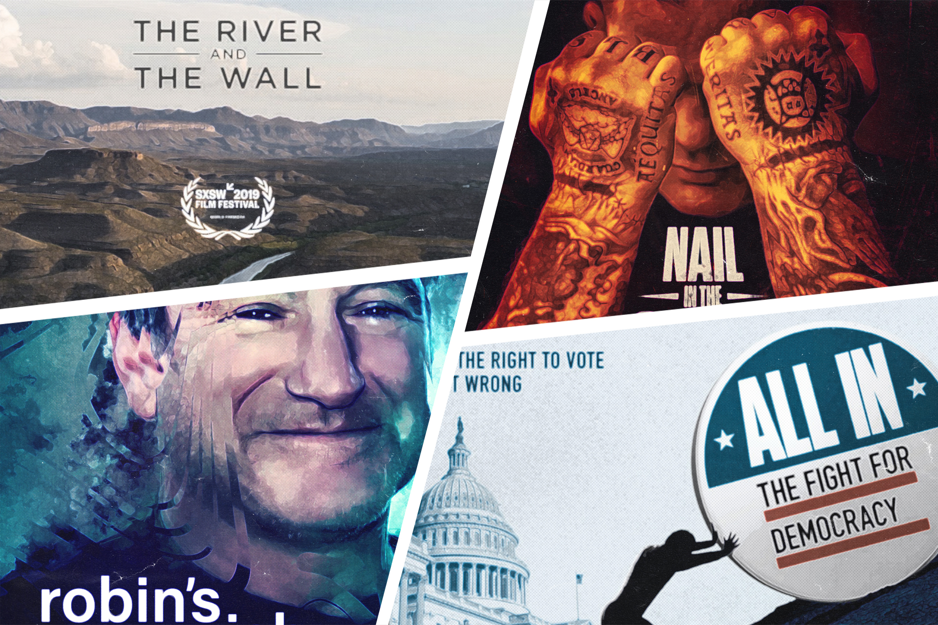 From Robin Williams to Stacy Abrams: A Fall Documentary Roundup | Features | LIVING LIFE FEARLESS