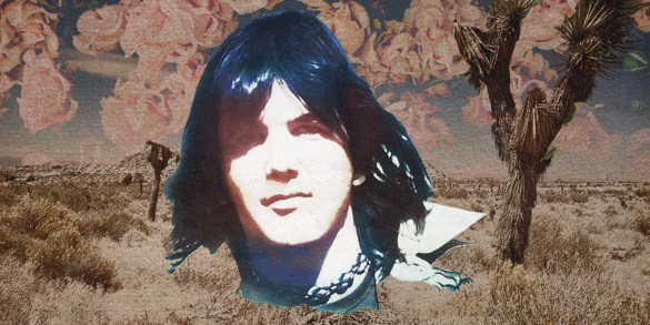 Gram Parsons - From Harvard to Country Rock and Quite a Few Things In-between | Features | LIVING LIFE FEARLESS