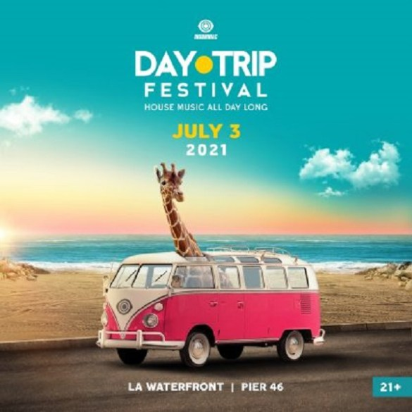 """Day Trip"" Music Festival is to be held in July 2021 