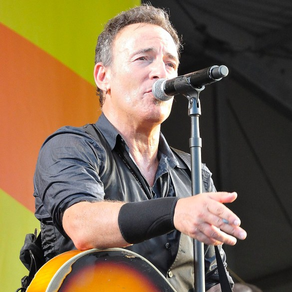 2 new documentaries coming from Bruce Spingsteen and Nubya Garcia   News   LIVING LIFE FEARLESS