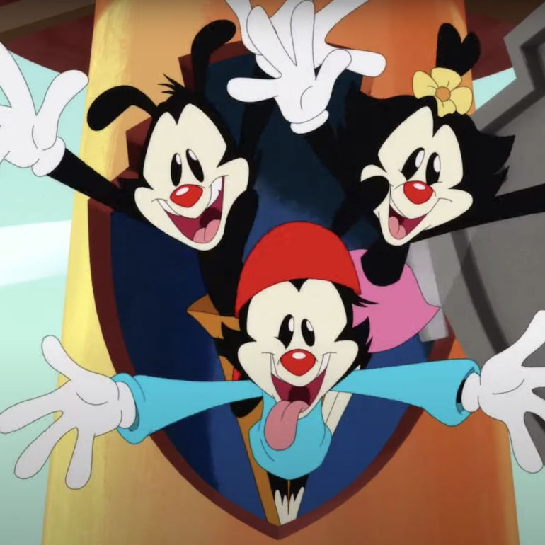 'Animaniacs' return on Hulu and drop a new trailer | News | LIVING LIFE FEARLESS