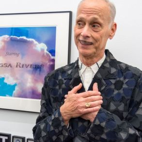 Director John Waters stays true to himself with donation to the Baltimore Museum of Art | News | LIVING LIFE FEARLESS