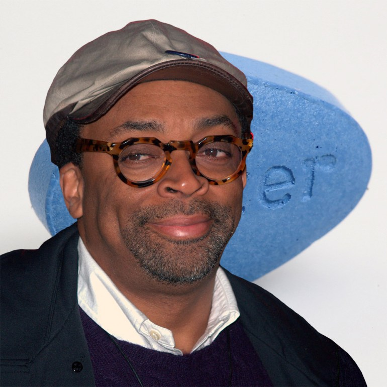 Spike Lee set to direct a movie musical about Viagra | News | LIVING LIFE FEARLESS