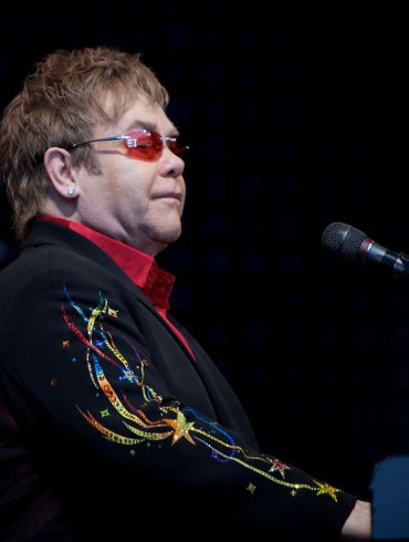 You think you have a large record collection? Speak to Elton John | News | LIVING LIFE FEARLESS