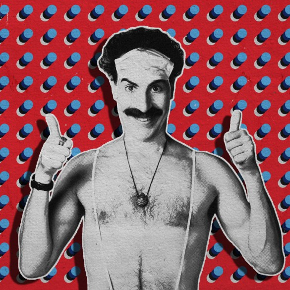 How Walking a Tightrope of Tone-Deafness Diminished 'Borat 2's' Cultural Impact | Opinions | LIVING LIFE FEARLESS