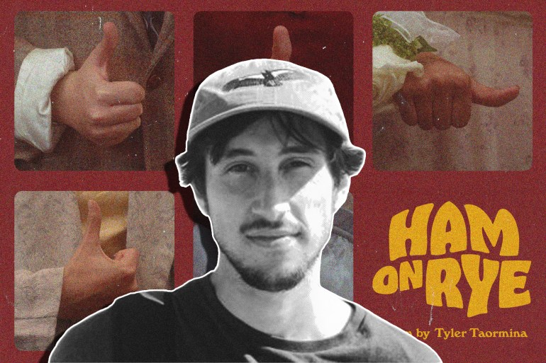 Interview with Tyler Taormina on His Debut Feature 'Ham on Rye'