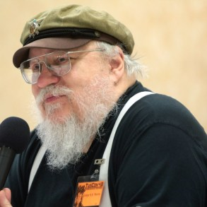 George R.R. Martin to adapt another fantasy novel for HBO | News | LIVING LIFE FEARLESS