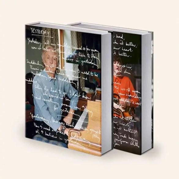Paul McCartney to publish a lyric-based memoir | News | LIVING LIFE FEARLESS