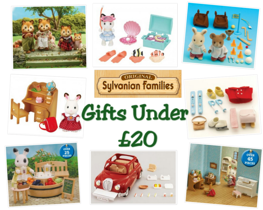 Sylvanian Families Gift Ideas (with Exclusive Discount Code)