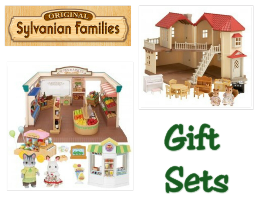 Sylvanian Families, Sylvanian Storekeepers, gift sets, wish list, gift ideas, exclusive discount code