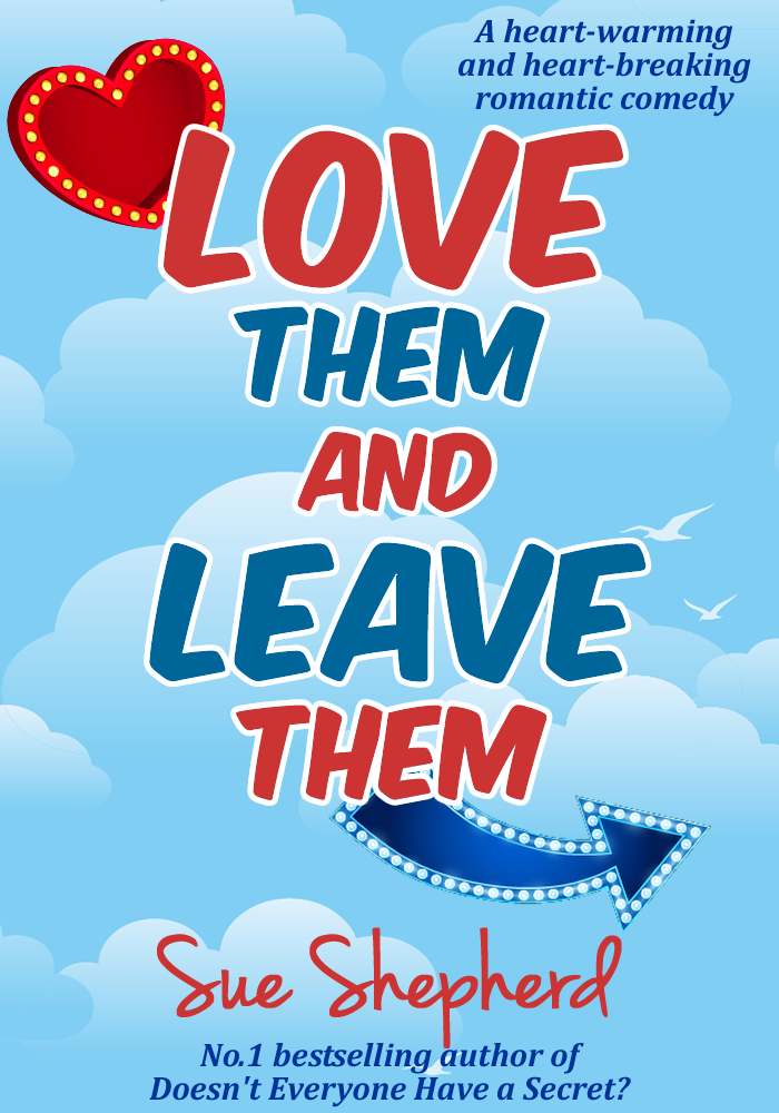 Love Them And Leave Them by Sue Shepherd – Blog Tour