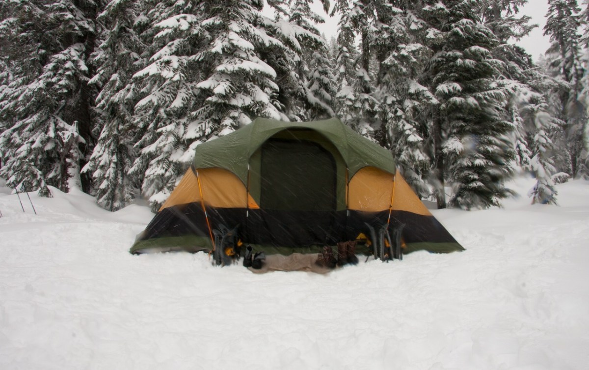 All- Weather Camping: Why You Should Get Outside (in any season!)