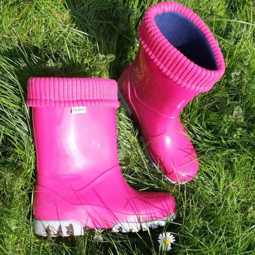 Term wellies, footwear, outdoors, review, Living Life Our Way, get outside, #LivingLifeWild