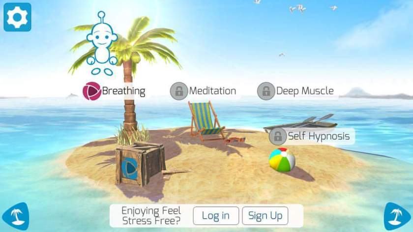 Thrive app, anxiety, mental health, cbt, mindfulness, stress, depression, meditation, zen, relaxation, Living Life Our Way