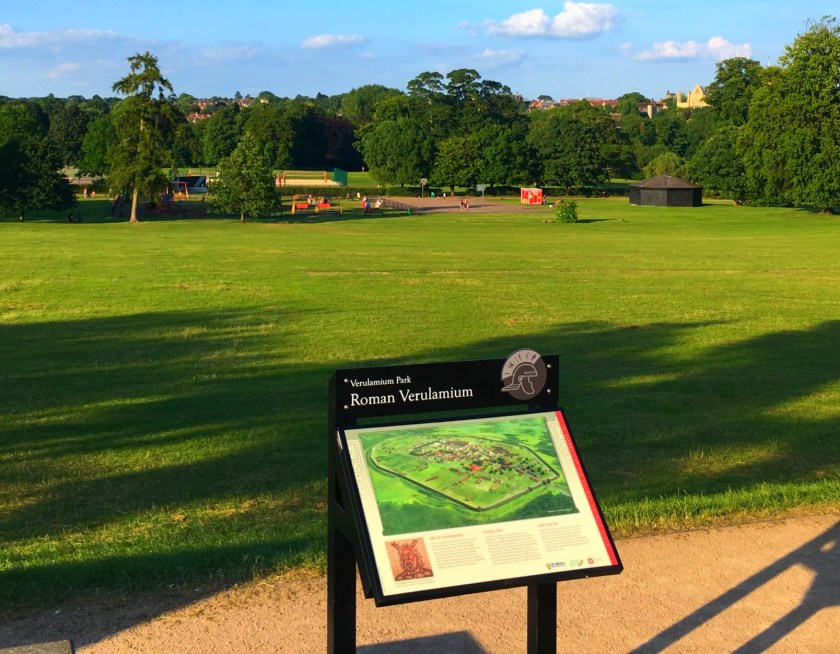 #cyclingadventures, InnTravel, slow holidays, cycling, cycle route, Verulamium Park, St Albans, Hertfordshire, scenic, views, active lifestyle, wellbeing, outdoors, get outside