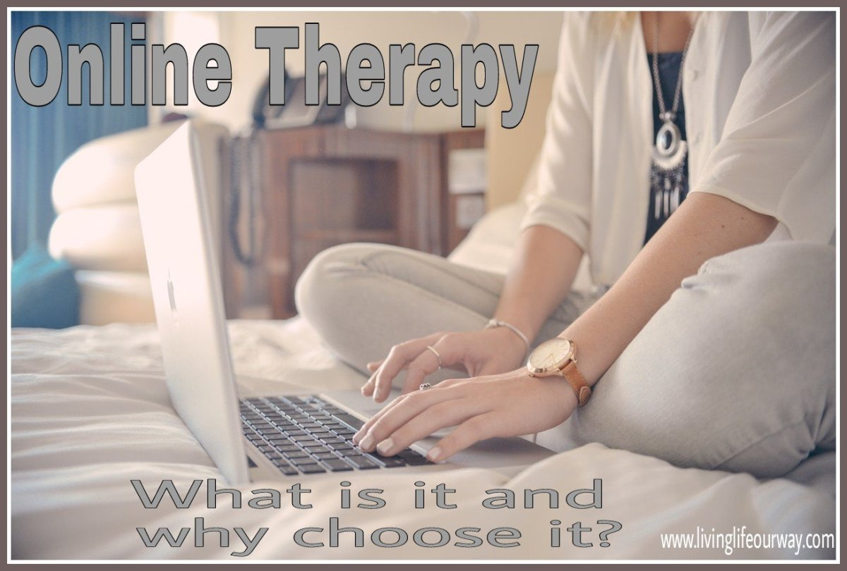 Online Therapy: What is it and Why Choose it?