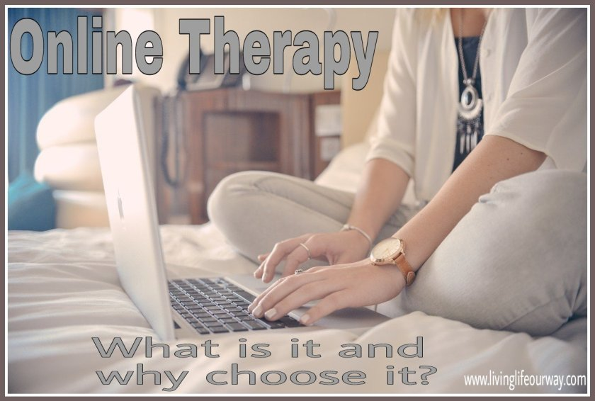 online therapy, mental health, therapy, health, wellbeing, general life, Living Life Our Way
