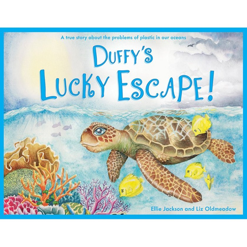 Cover of the book Duffy's Lucky Escape by Ellie Jackson