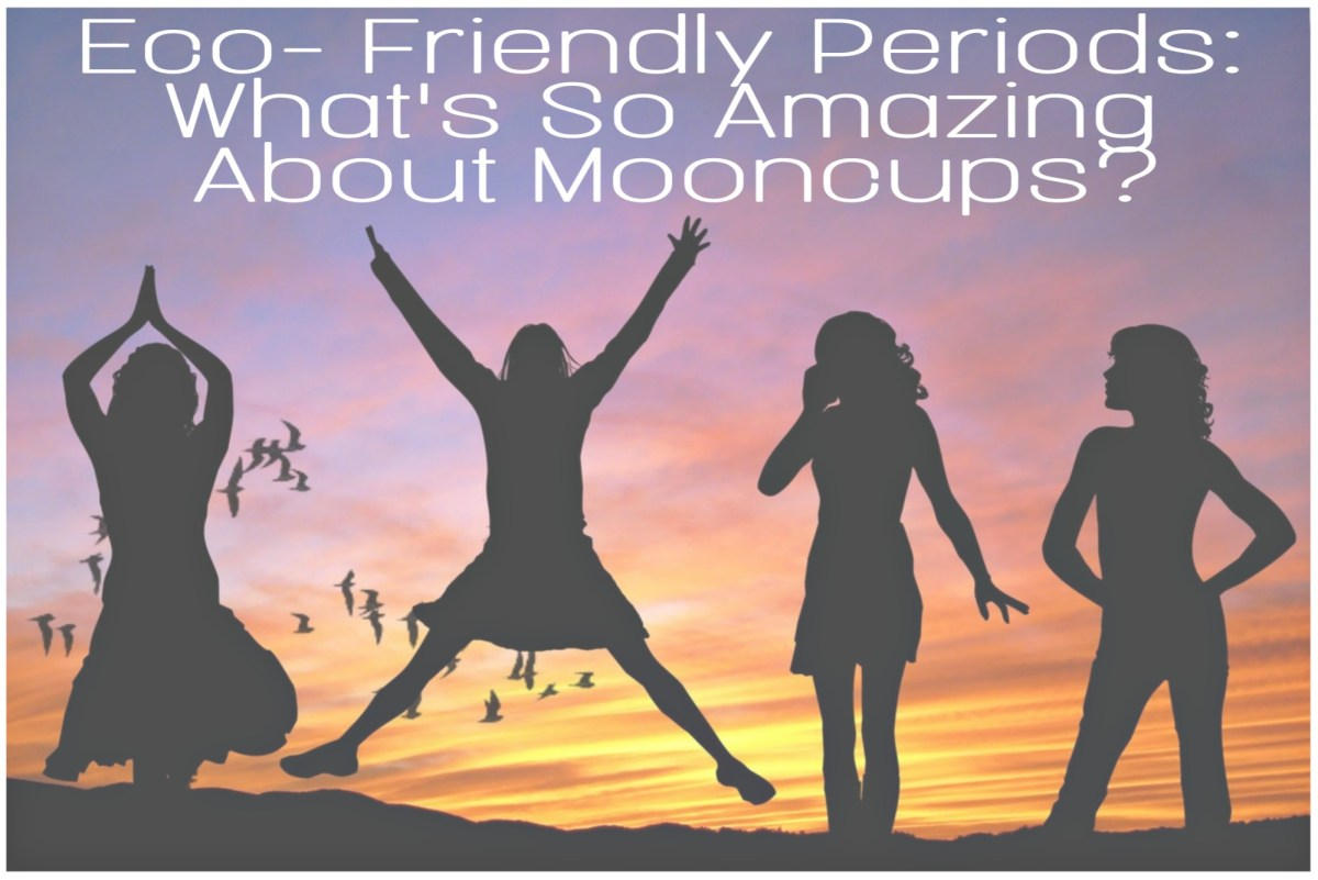Eco- Friendly Periods: What's So Amazing About Menstrual Cups? A Guest Post by Jackie Bolen