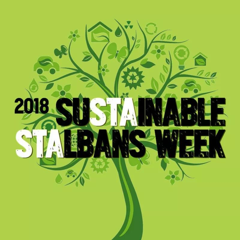 Sustainable St Albans Week 2018 logo