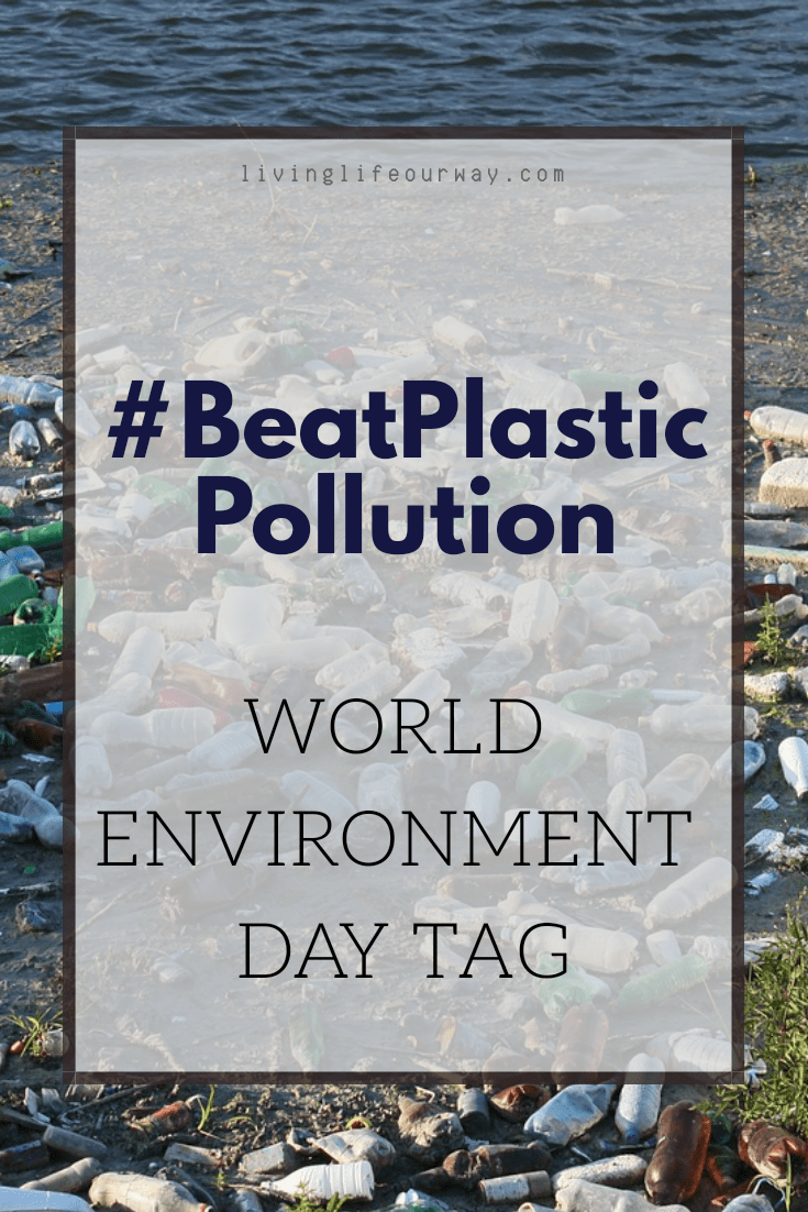 #BeatPlasticPollution World Environment Day tag