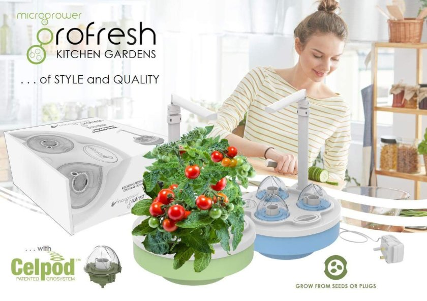 Grofresh advert