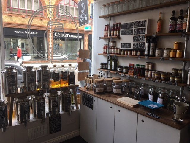 The Refill Pantry - Zero Waste Shop - St Albans