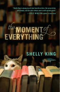 the Moment of Everything by Shelly King Sep 2 2014