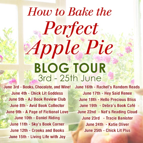 Apple Pie BLOG TOUR