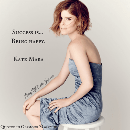 Kate Mara - Glamour