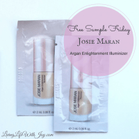 Free Sample Friday - Josie Maran