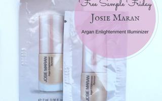 Beauty Product Review | Josie Maran