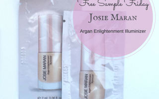 Beauty Product Review | Josie Maran
