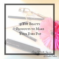 Top 5 Beauty Products to Make Your Eyes Pop
