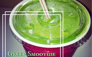 Smoothie Recipe & Giveaway