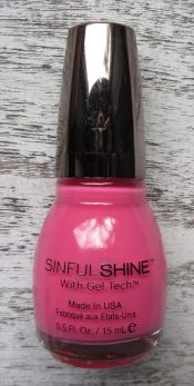 Sinful Colors VIP