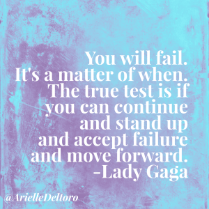 Quote of the Day – Lady Gaga