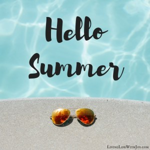 It's Officially Summer!